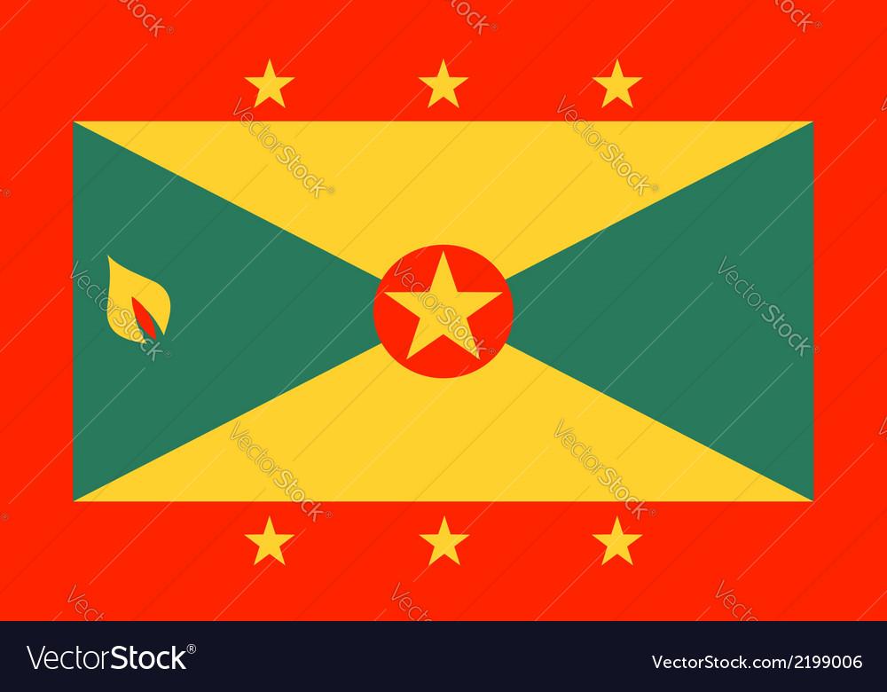 Grenada vector | Price: 1 Credit (USD $1)