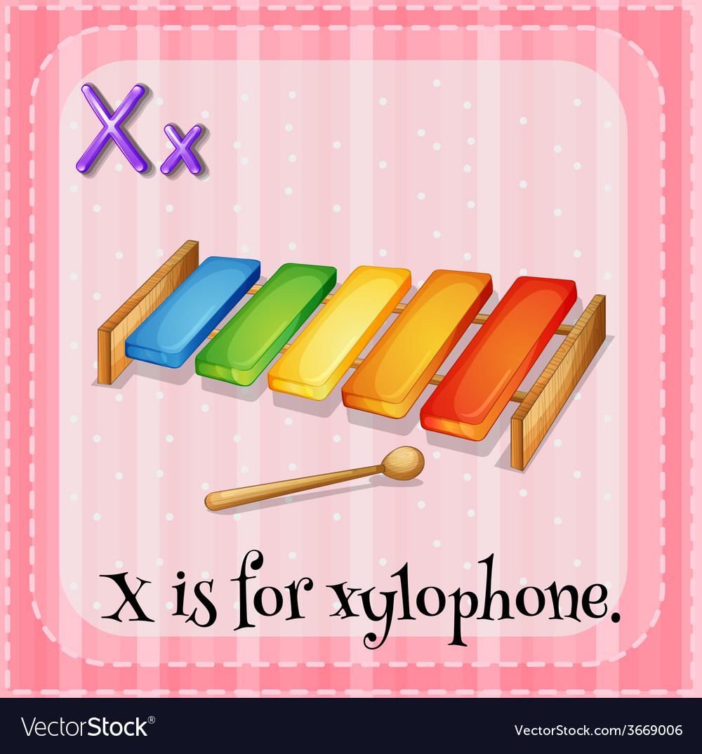 Letter x vector | Price: 3 Credit (USD $3)