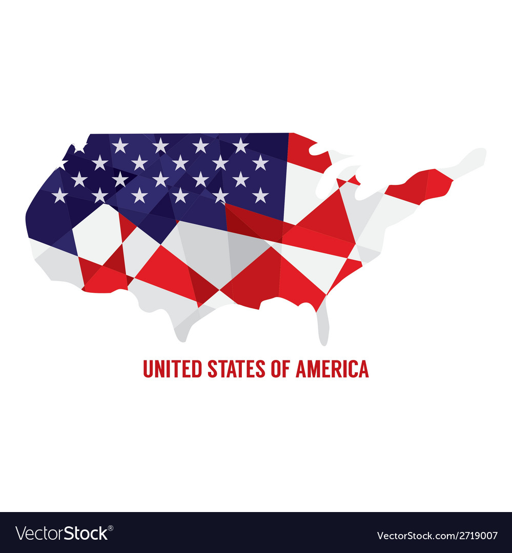 Map of usa vector   Price: 1 Credit (USD $1)