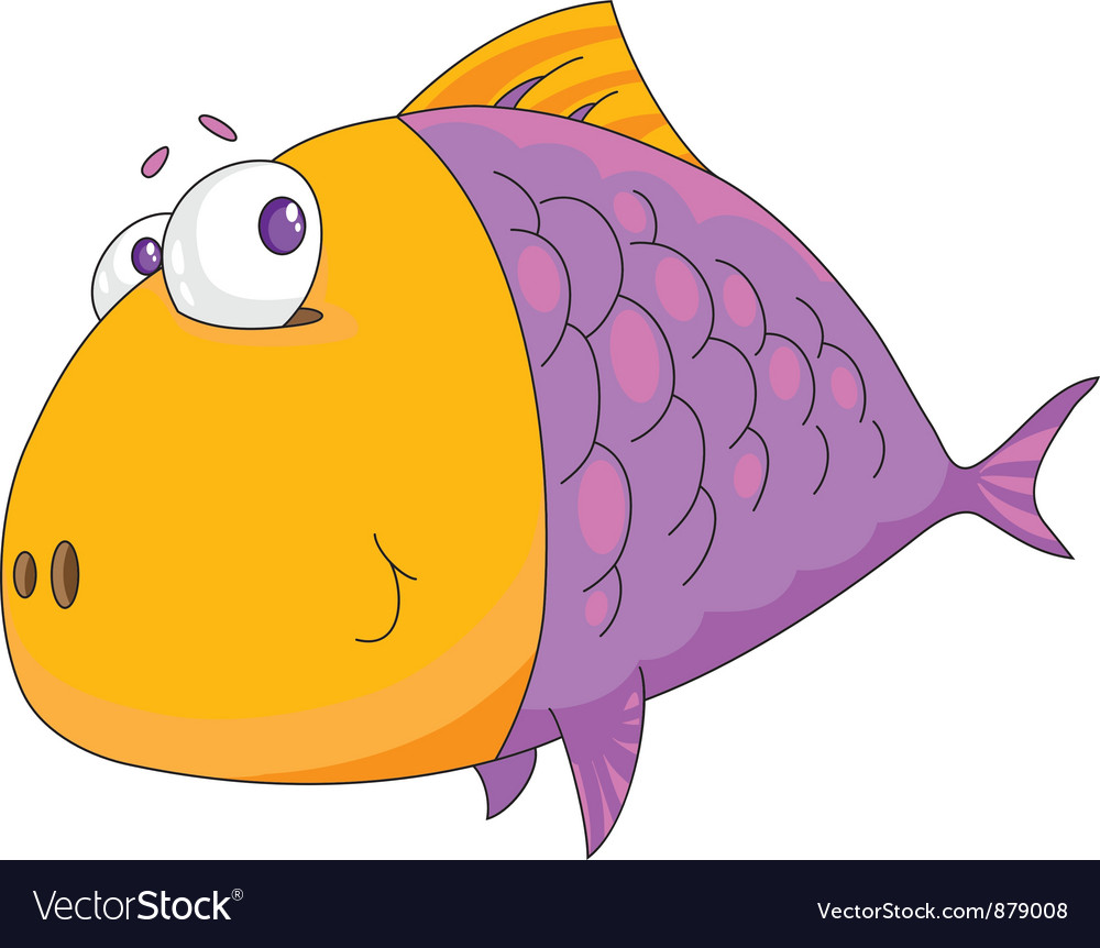Fish big vector | Price: 3 Credit (USD $3)
