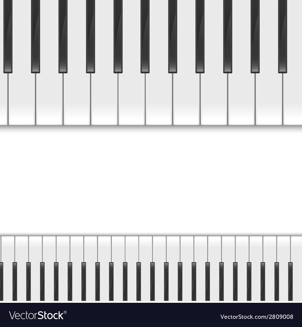 Keyboard piano2 vector   Price: 1 Credit (USD $1)