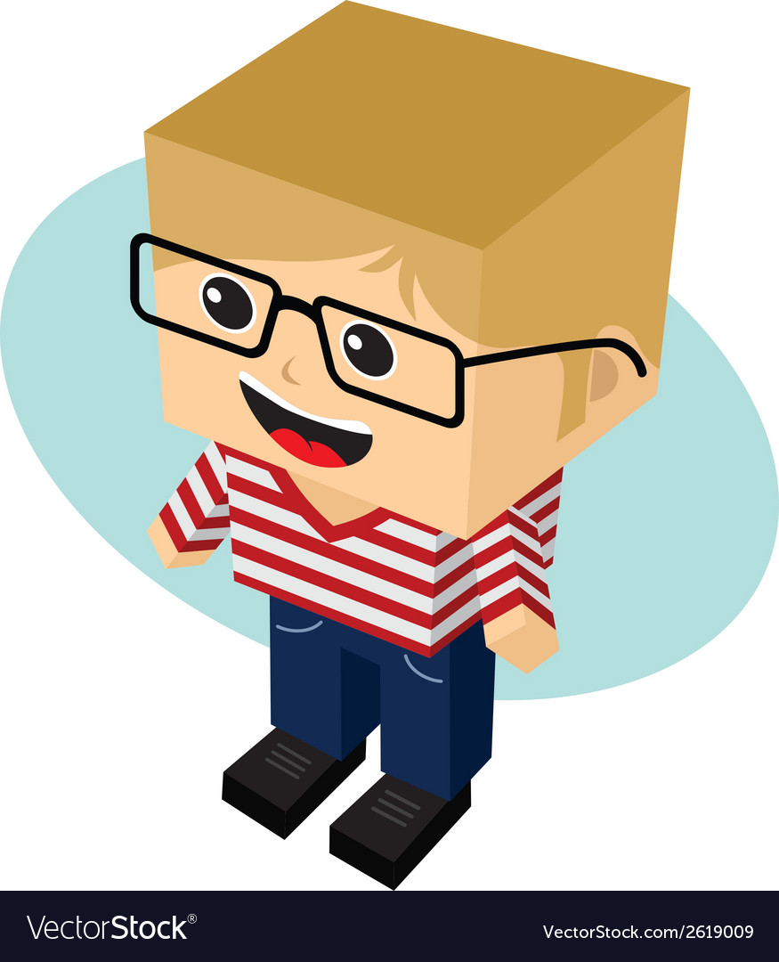 Cartoon character vector   Price: 1 Credit (USD $1)