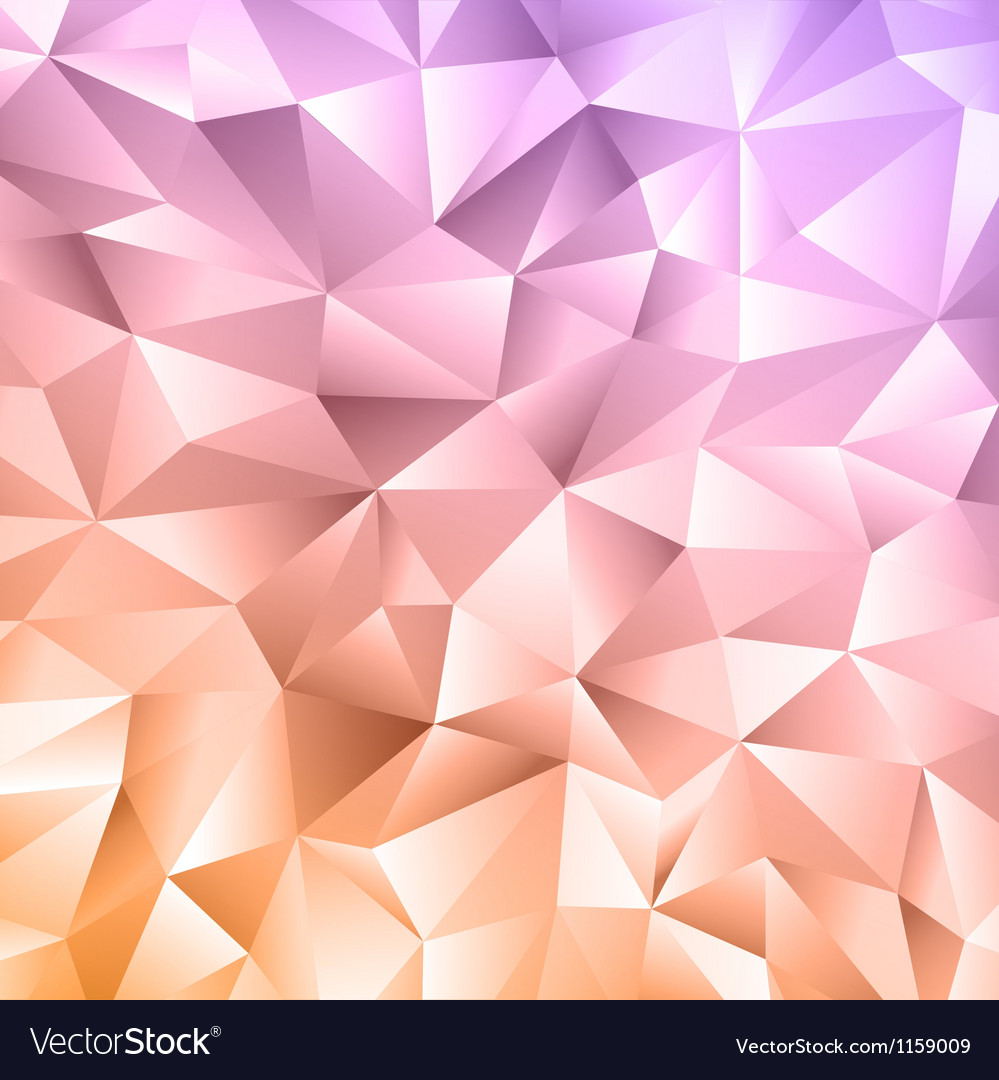 Crystal colorful background vector | Price: 1 Credit (USD $1)