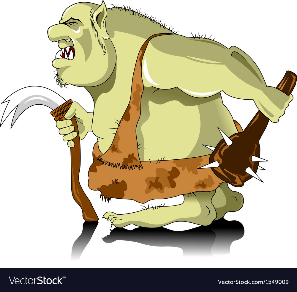 Troll vector | Price: 1 Credit (USD $1)