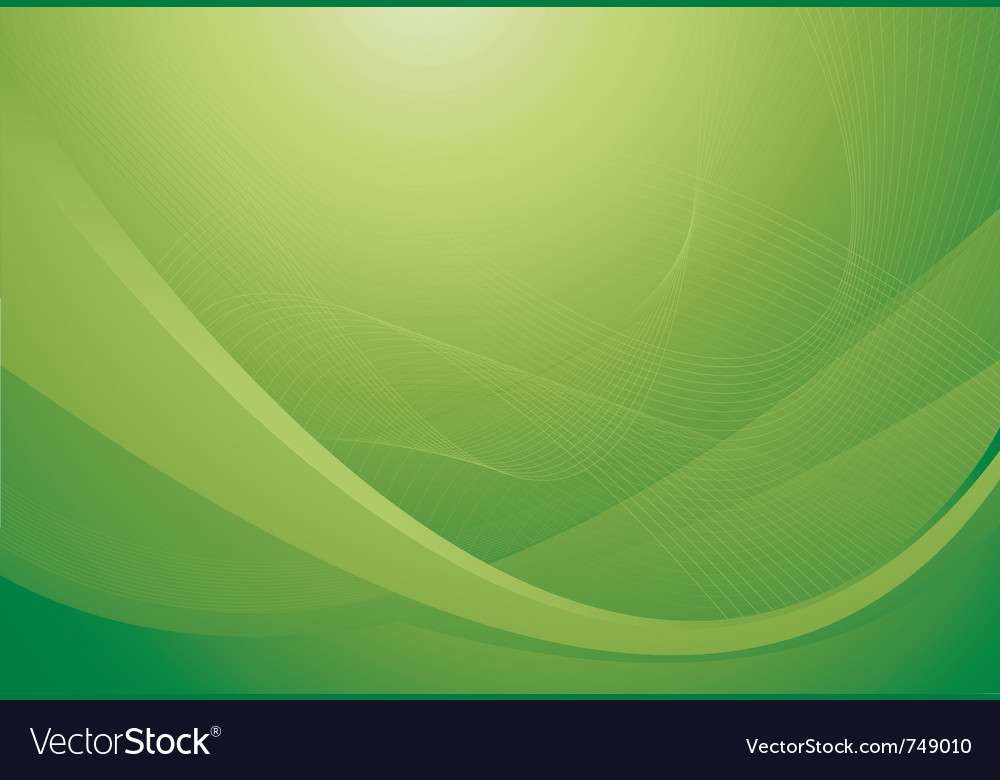 Abstract background green no mesh vector | Price: 1 Credit (USD $1)