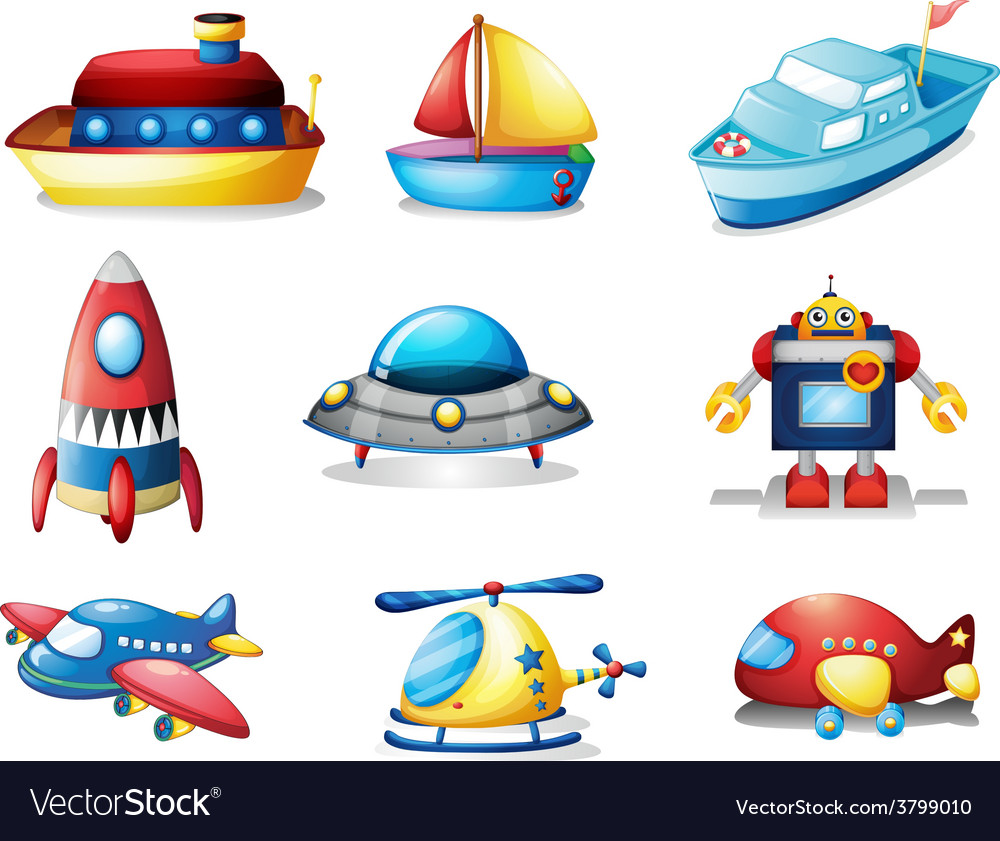 Toys vector   Price: 1 Credit (USD $1)