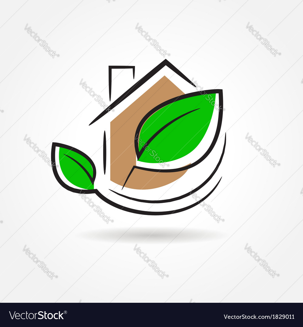 Building development symbol emblem vector | Price: 1 Credit (USD $1)