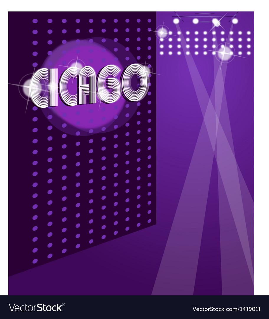 Night club background vector | Price: 1 Credit (USD $1)