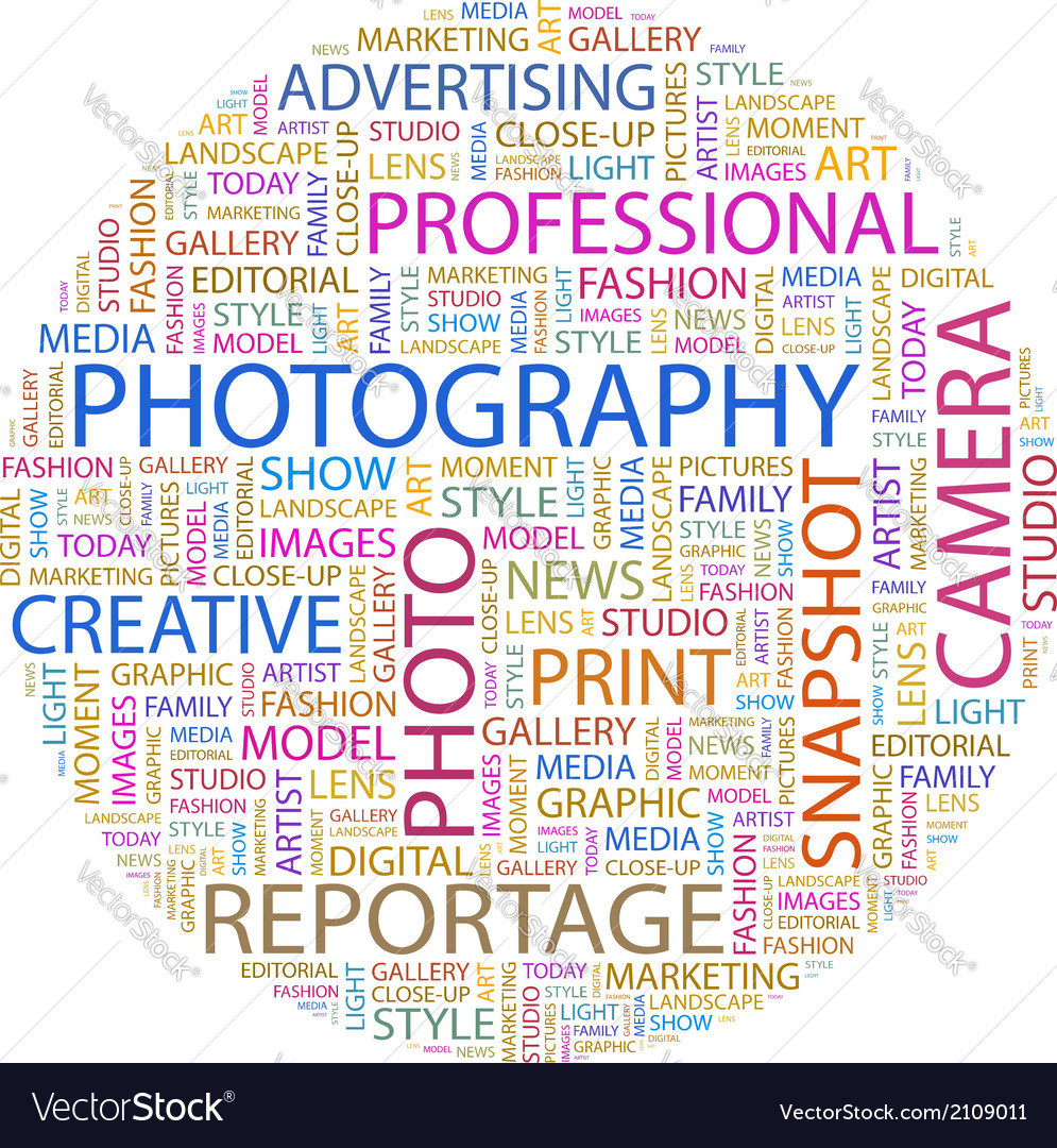Photography vector   Price: 1 Credit (USD $1)