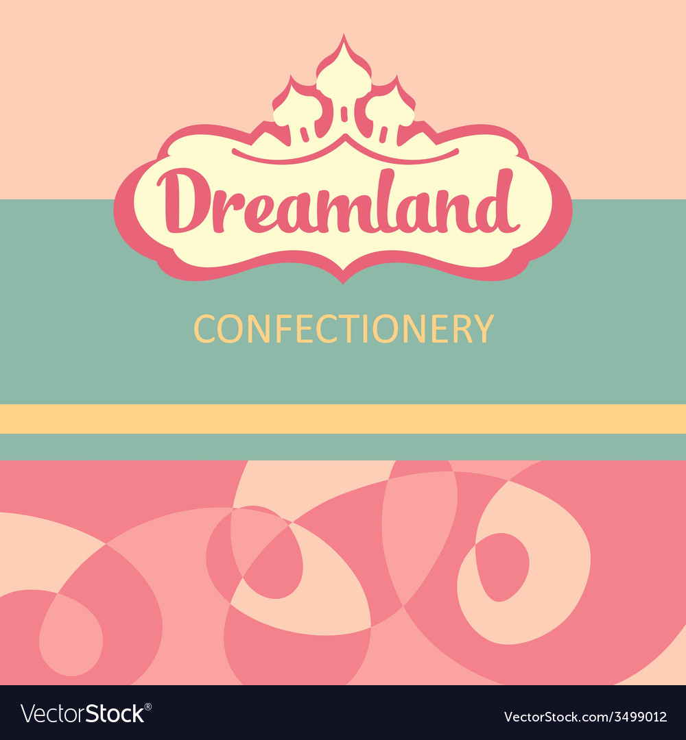 Logo and design elements for the confectionery vector | Price: 1 Credit (USD $1)