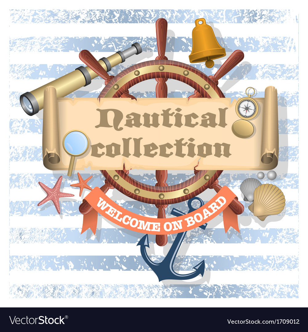 Nautical collection 2 vector | Price: 1 Credit (USD $1)