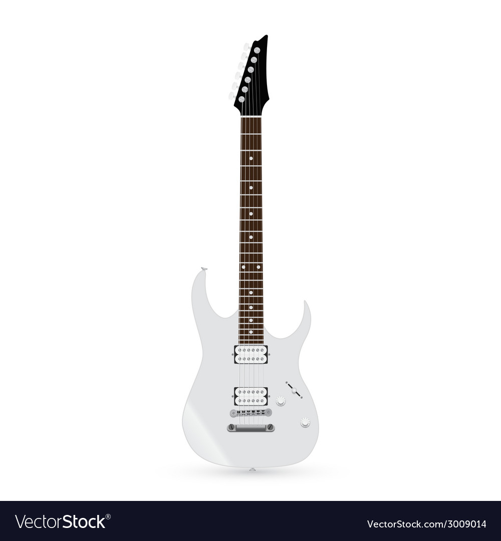 Guitar 6 vector | Price: 1 Credit (USD $1)