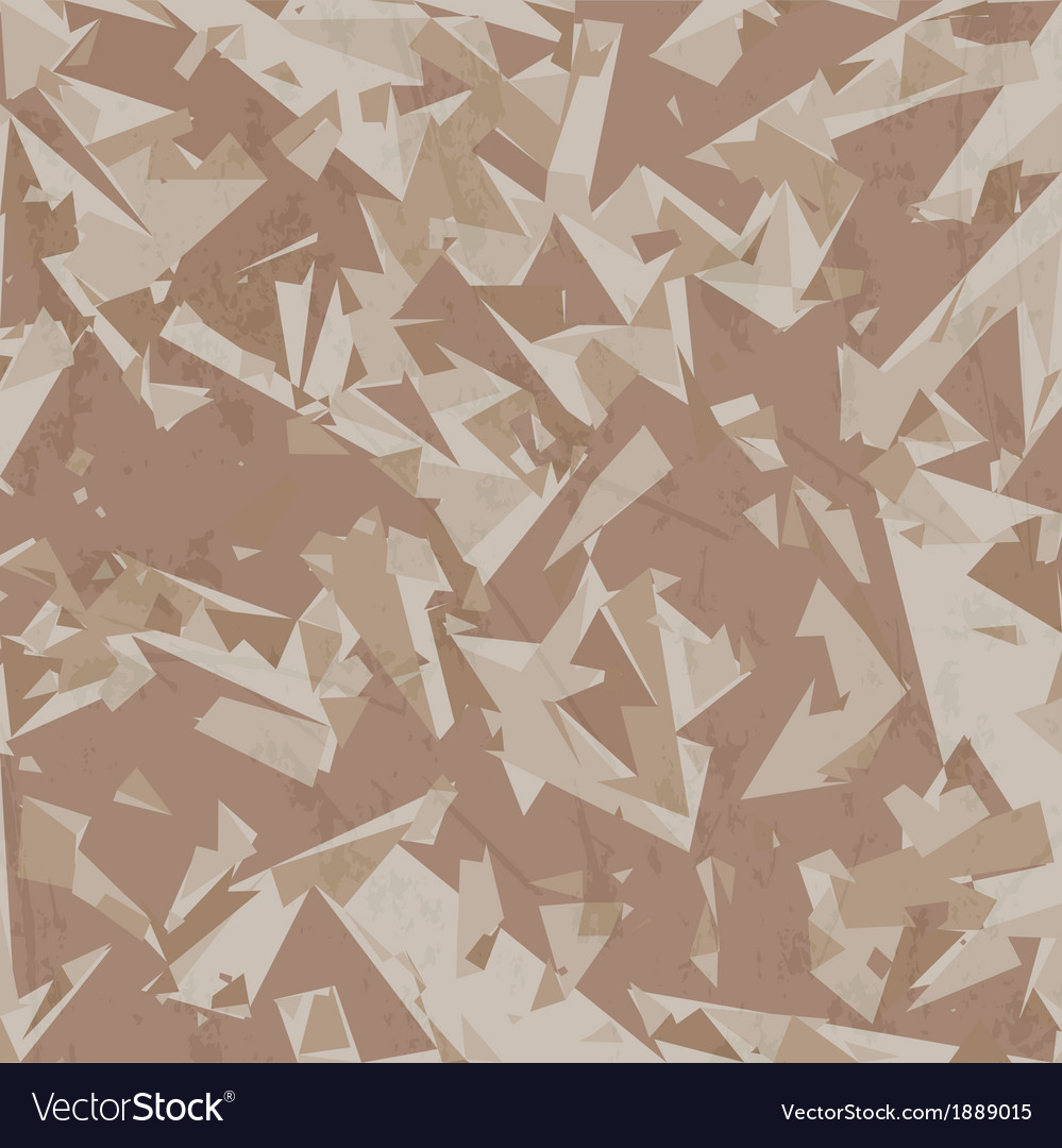 Desert army camouflage background vector | Price: 1 Credit (USD $1)
