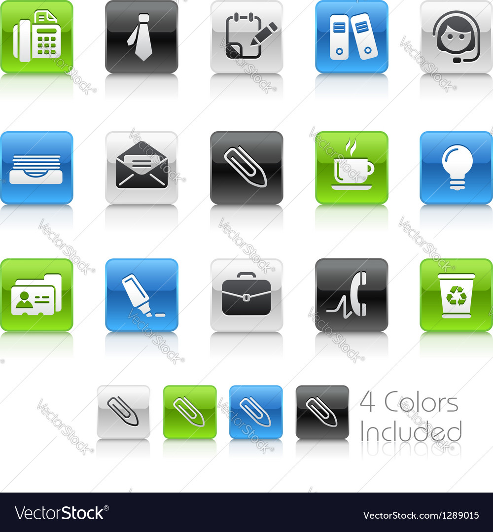 Office business clean series vector | Price: 1 Credit (USD $1)