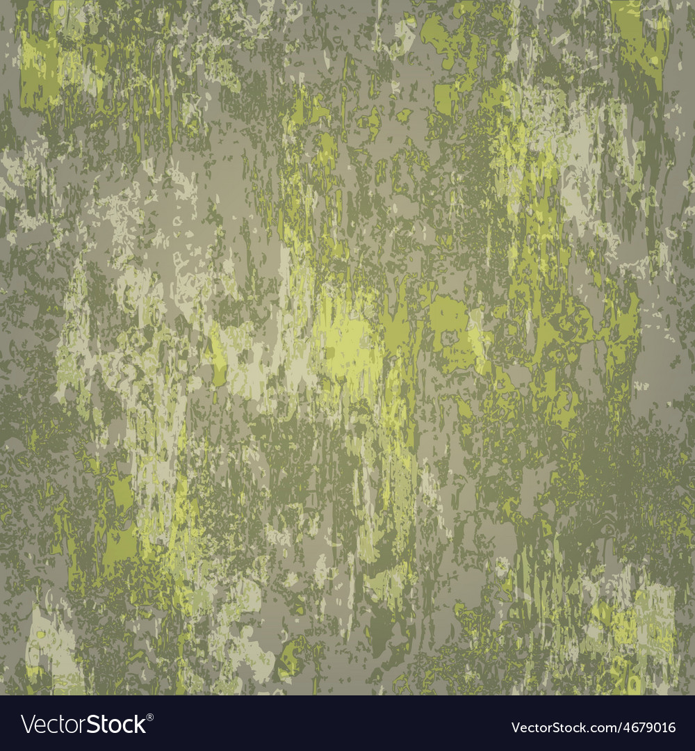 Abstract seamless texture of dark green rusted vector   Price: 1 Credit (USD $1)