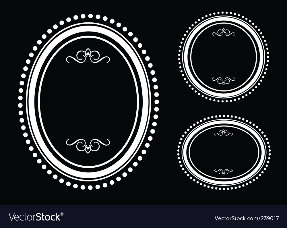 Dot outline vector | Price: 1 Credit (USD $1)