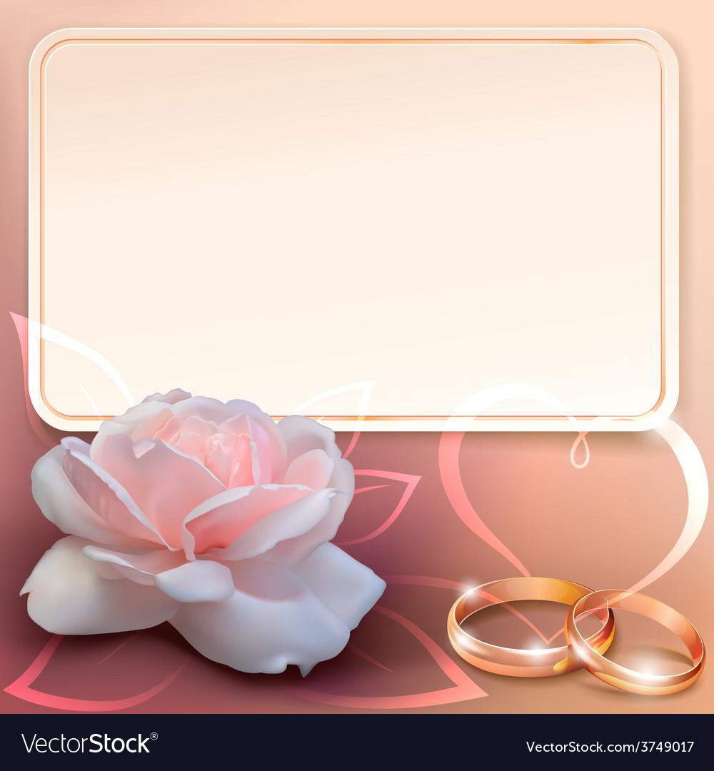 Invitation card vector | Price: 3 Credit (USD $3)