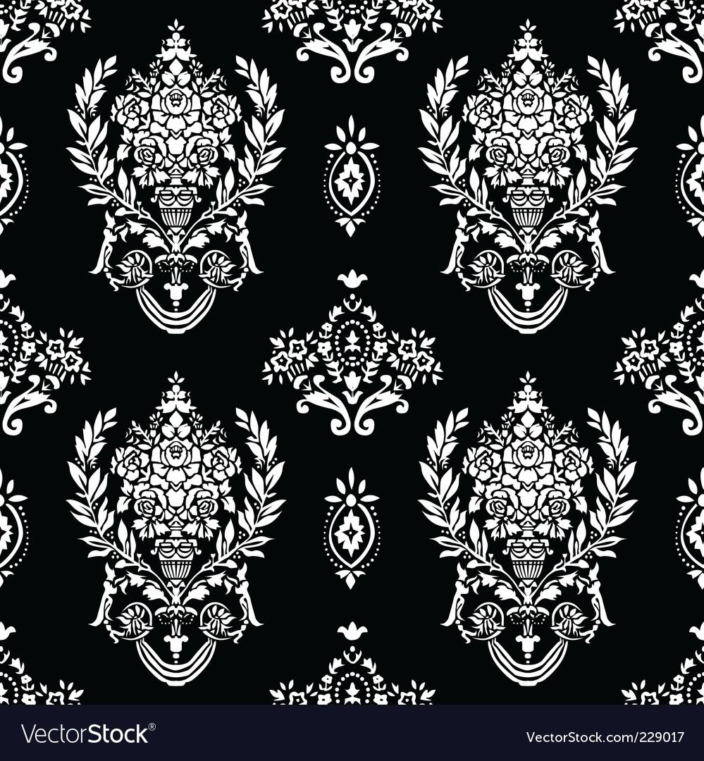 Roman vase pattern vector | Price: 1 Credit (USD $1)