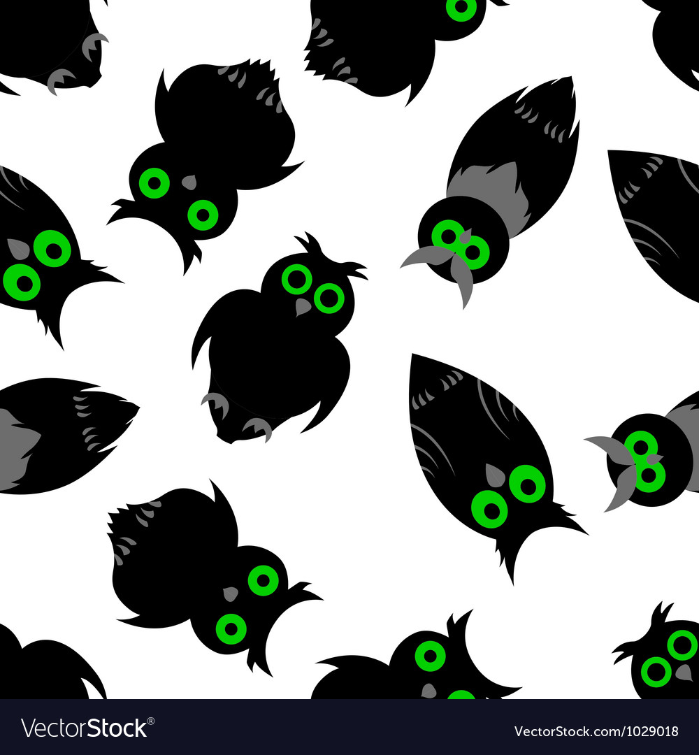 Halloween seamless 10 2012 03 vector | Price: 1 Credit (USD $1)