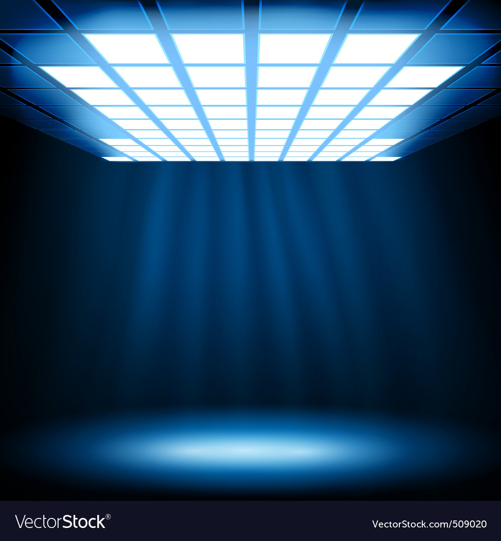 Abstract blue light background vector | Price: 1 Credit (USD $1)