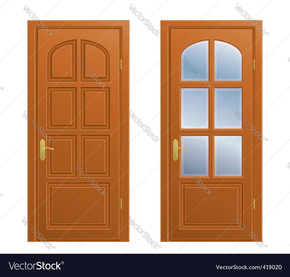 Front door vector | Price: 3 Credit (USD $3)