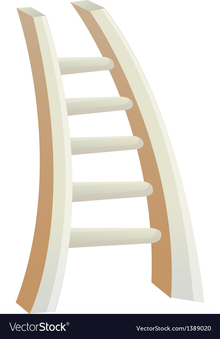 Icon ladder vector | Price: 1 Credit (USD $1)