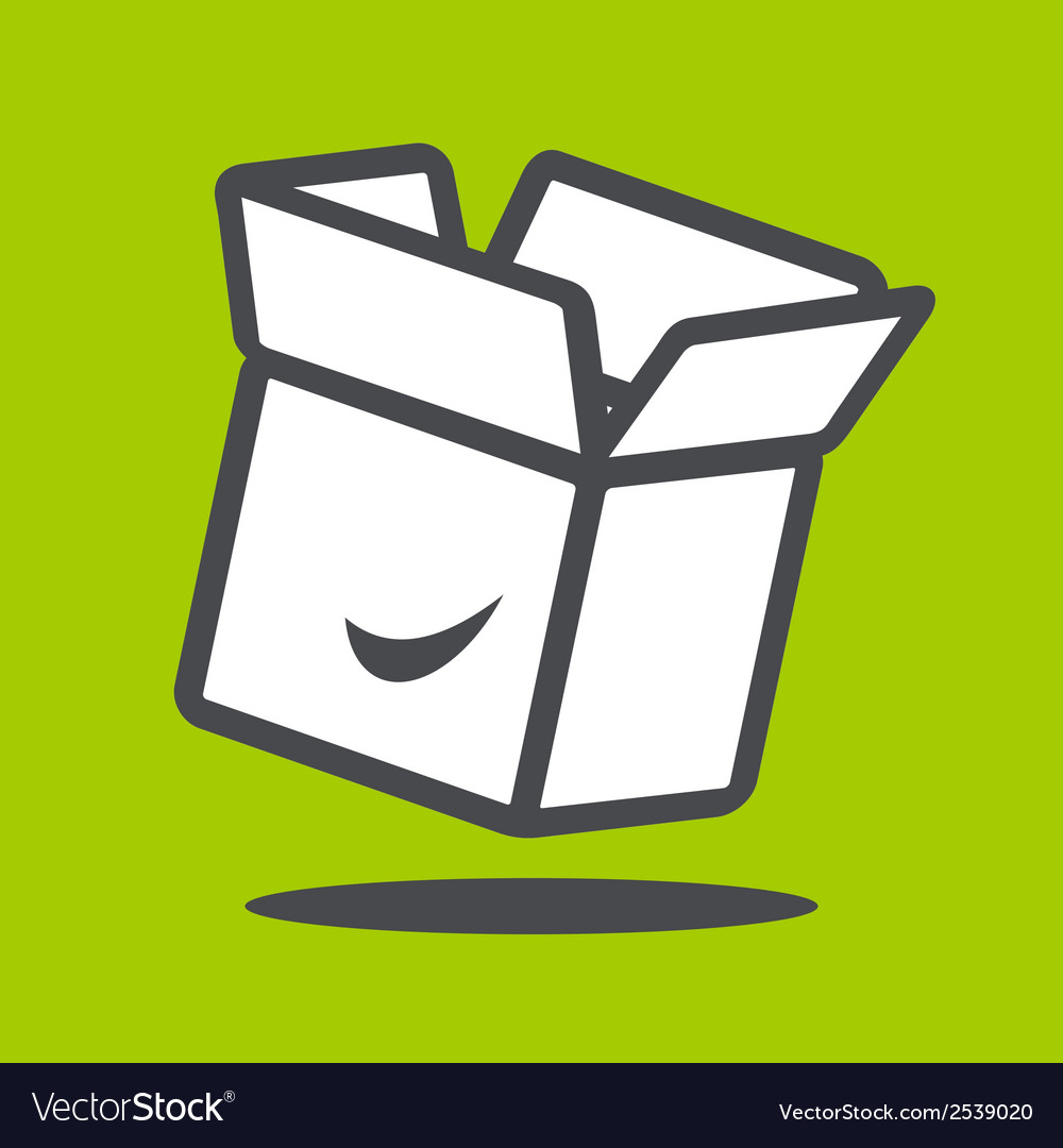 White box vector | Price: 1 Credit (USD $1)
