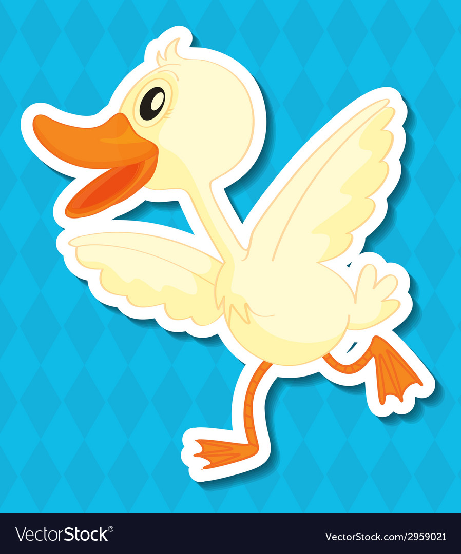 Duck vector | Price: 1 Credit (USD $1)