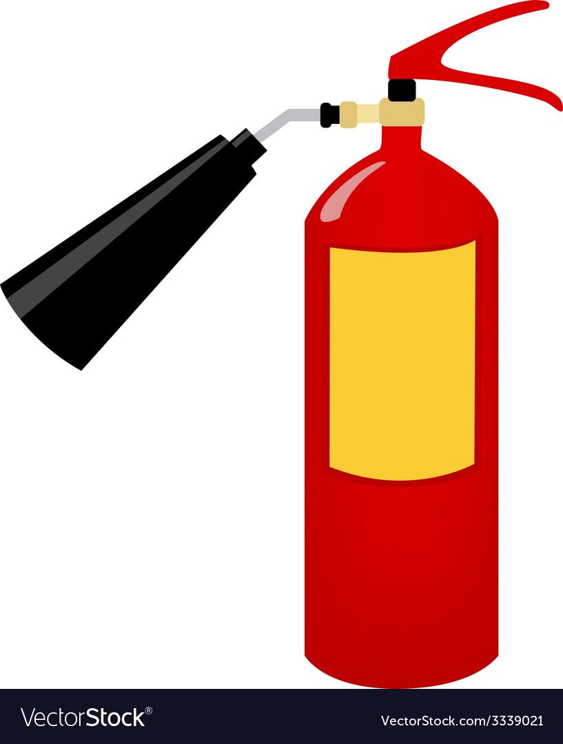 Fire extinguisher vector | Price: 1 Credit (USD $1)