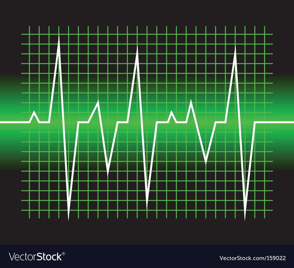 Graphic of digital sound wave vector   Price: 1 Credit (USD $1)