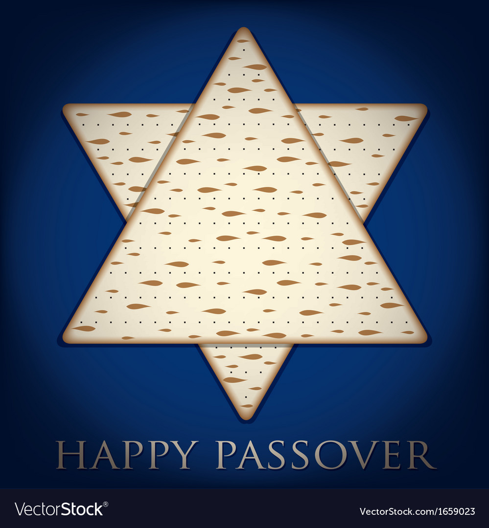 Happy passover vector | Price: 1 Credit (USD $1)