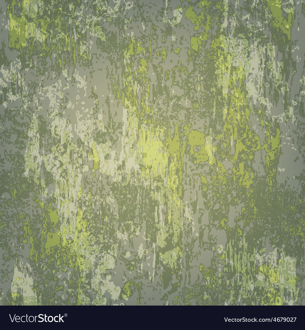 Abstract seamless texture of gray green rusted vector   Price: 1 Credit (USD $1)