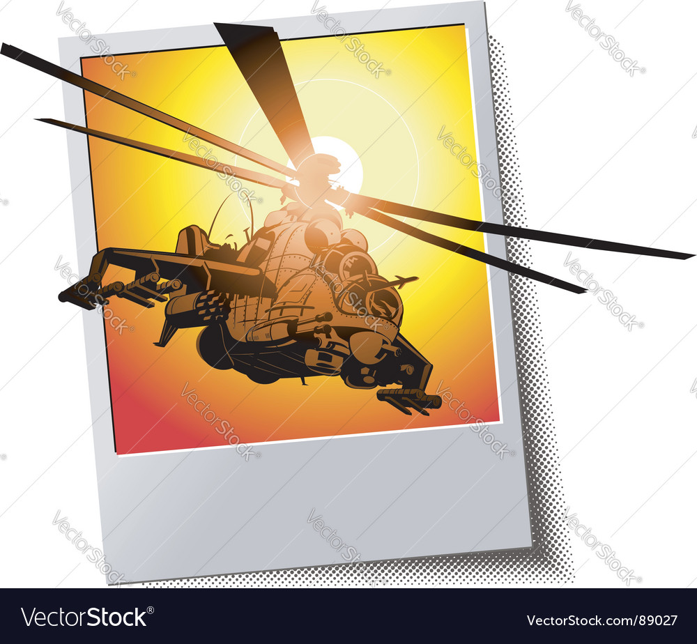 Frame with helicopter vector   Price: 3 Credit (USD $3)