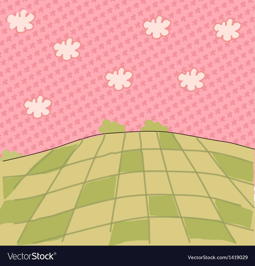 Cartoon sky clouds vector   Price: 1 Credit (USD $1)