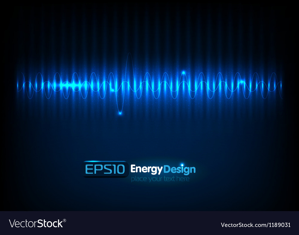 Abstract energy background vector   Price: 1 Credit (USD $1)
