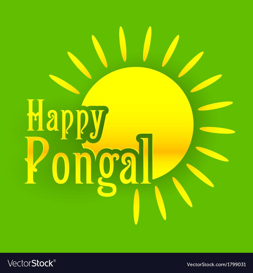 Happy pongal vector   Price: 1 Credit (USD $1)