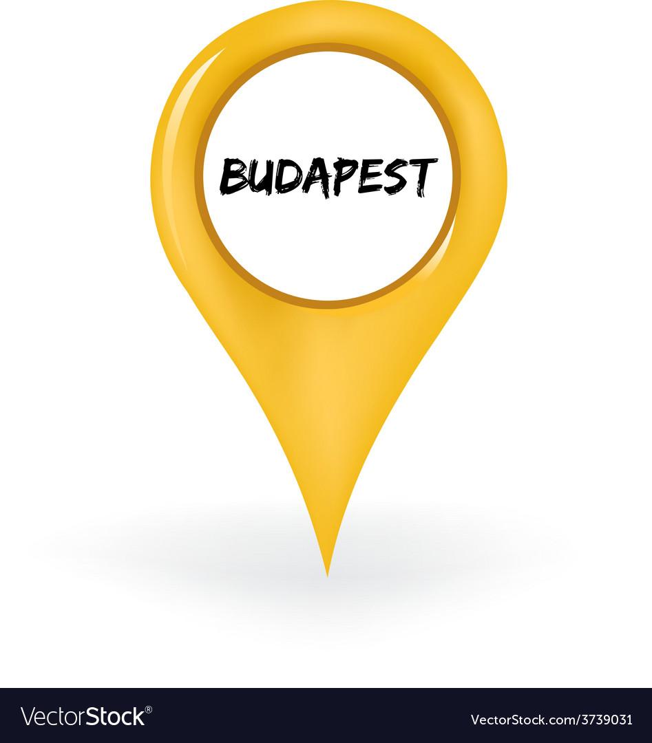 Location budapest vector | Price: 1 Credit (USD $1)