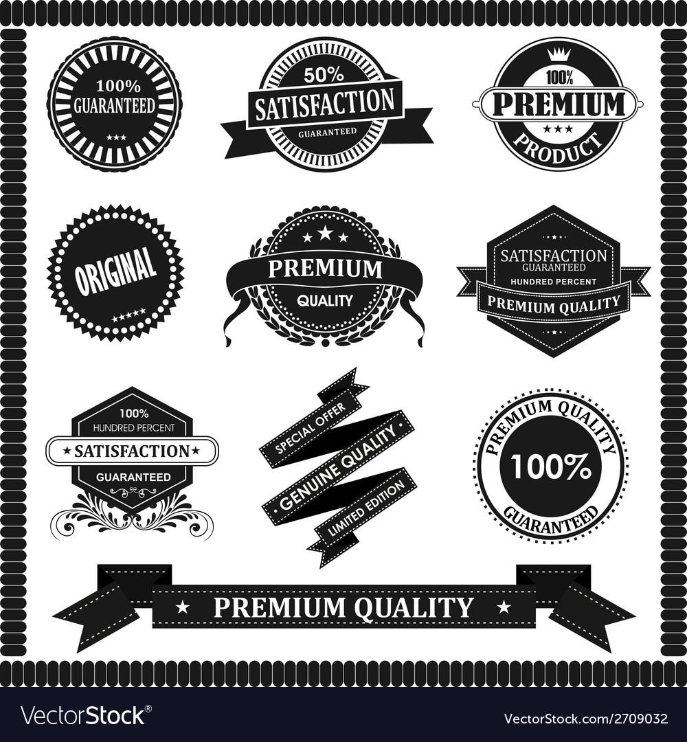 Original label with black vector | Price: 1 Credit (USD $1)