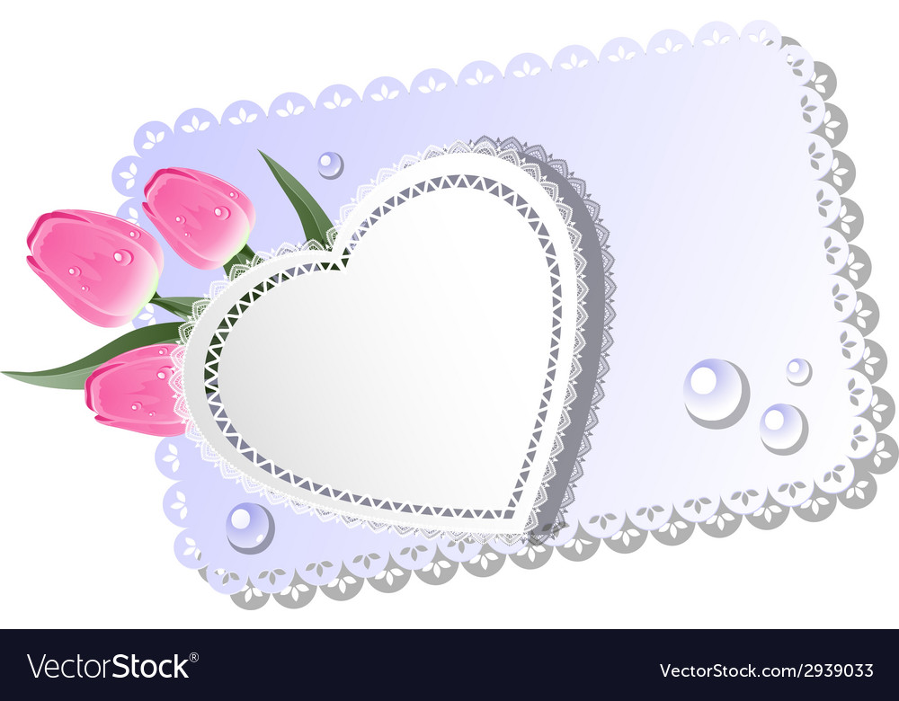 Beautiful greeting card vector | Price: 1 Credit (USD $1)