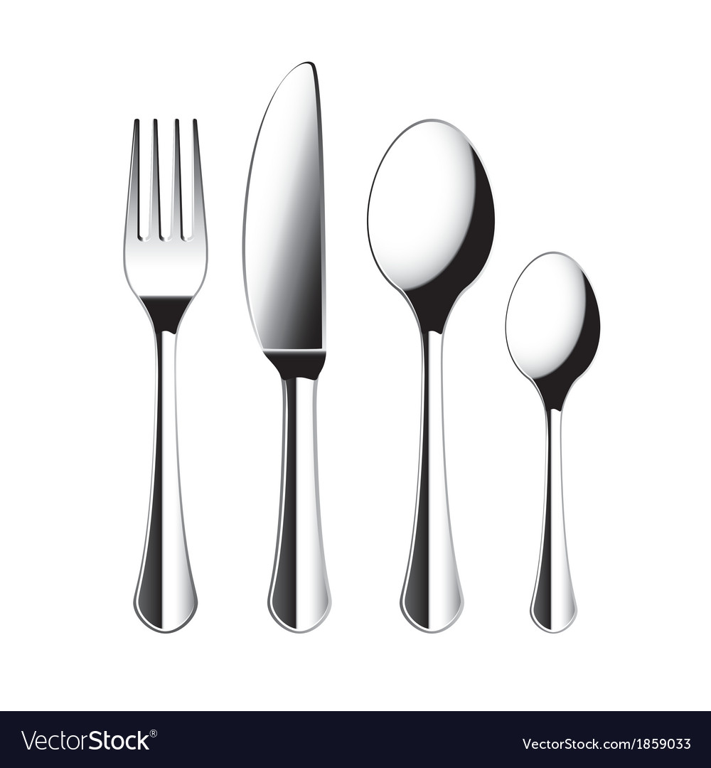 Object cutlery vector | Price: 1 Credit (USD $1)