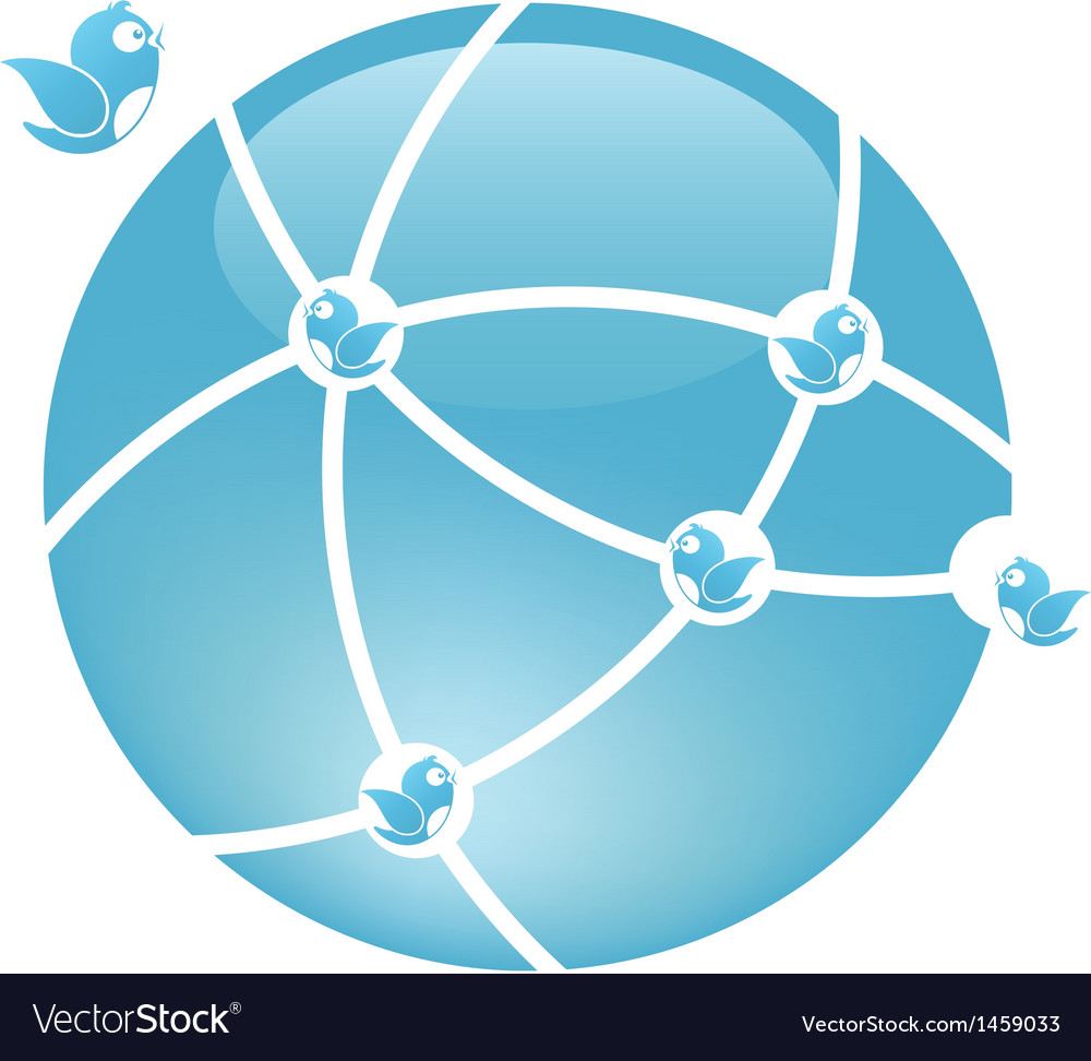 Social networking vector | Price: 1 Credit (USD $1)