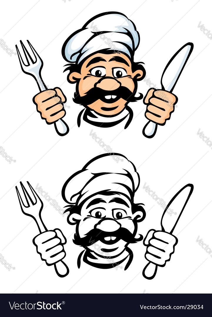 Cook vector | Price: 1 Credit (USD $1)