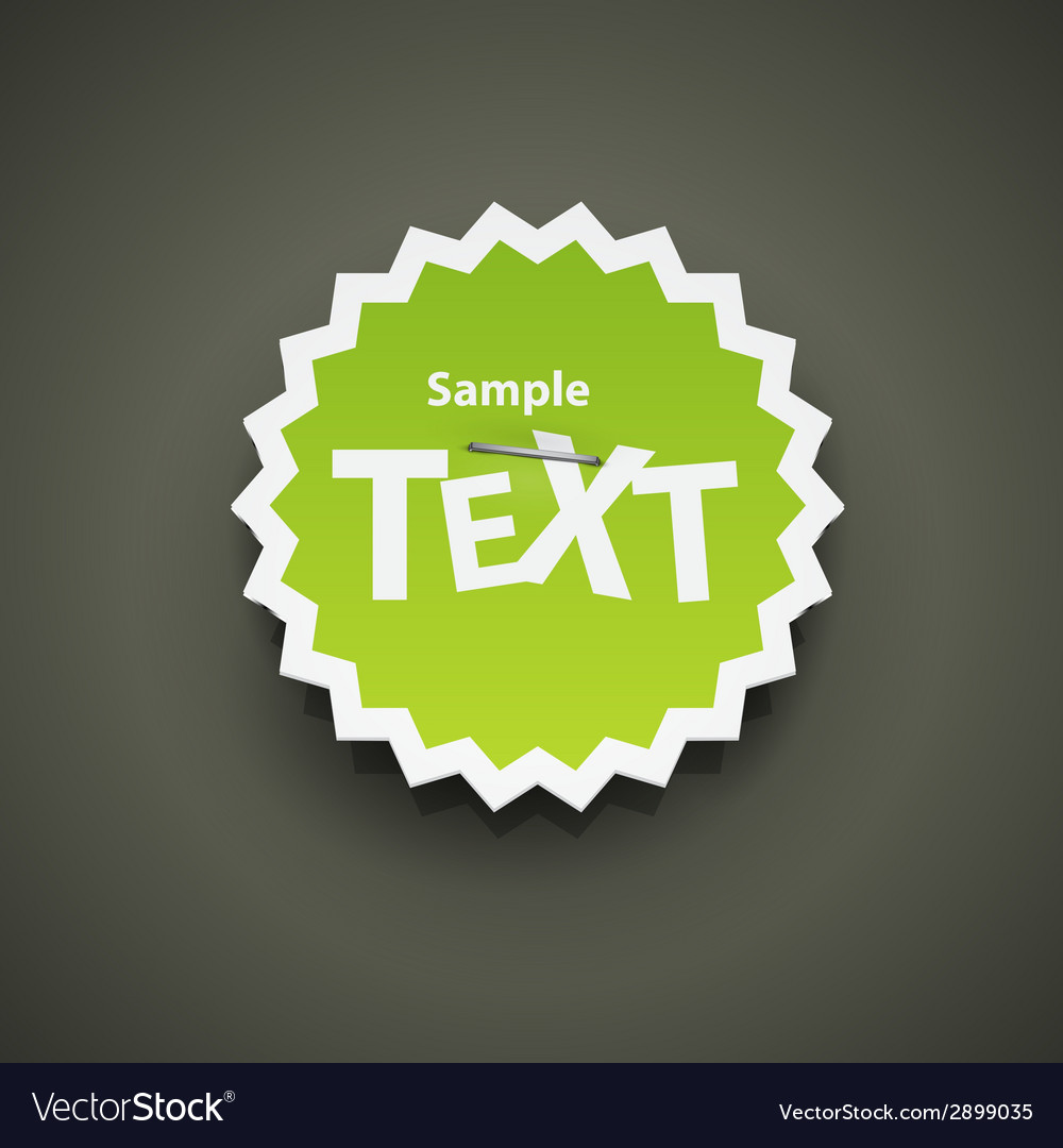 Chat id sticker vector | Price: 1 Credit (USD $1)