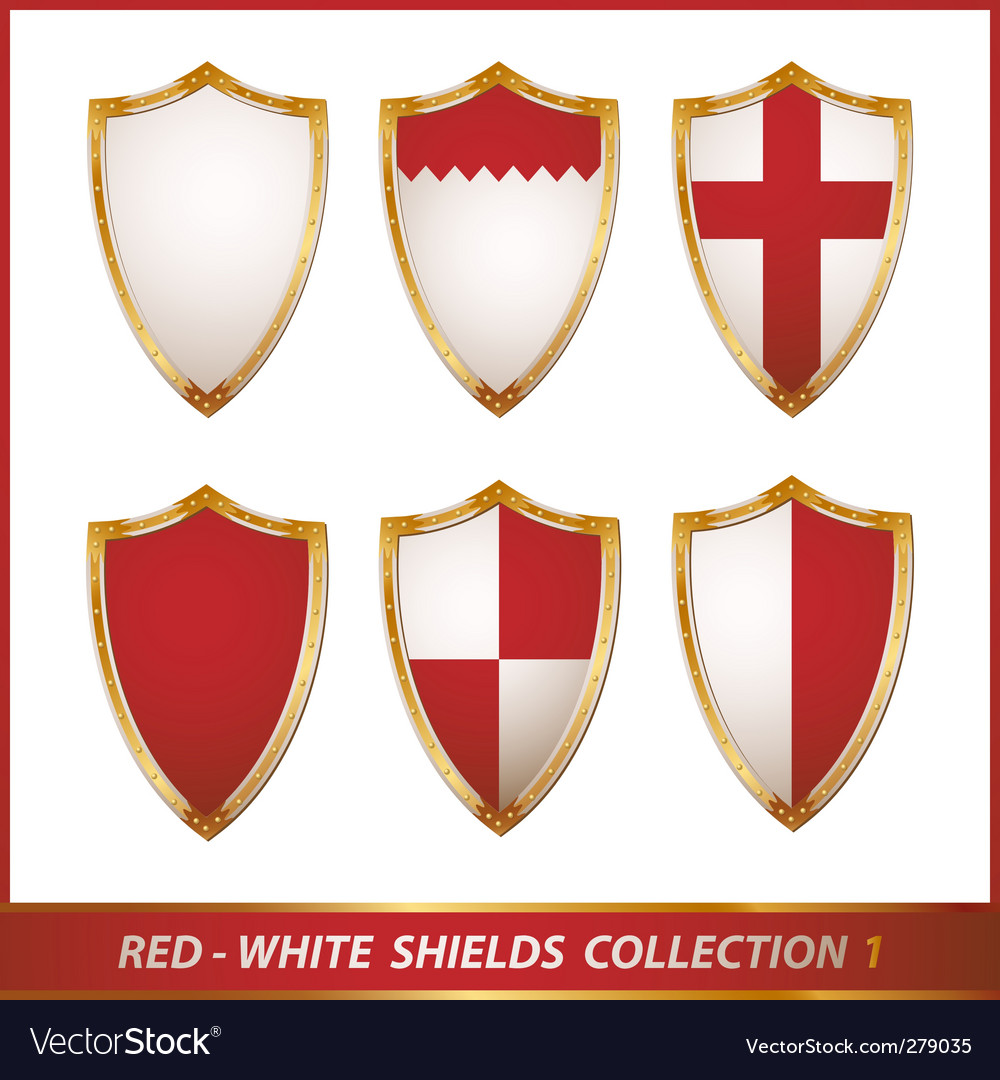 Shields vector | Price: 1 Credit (USD $1)