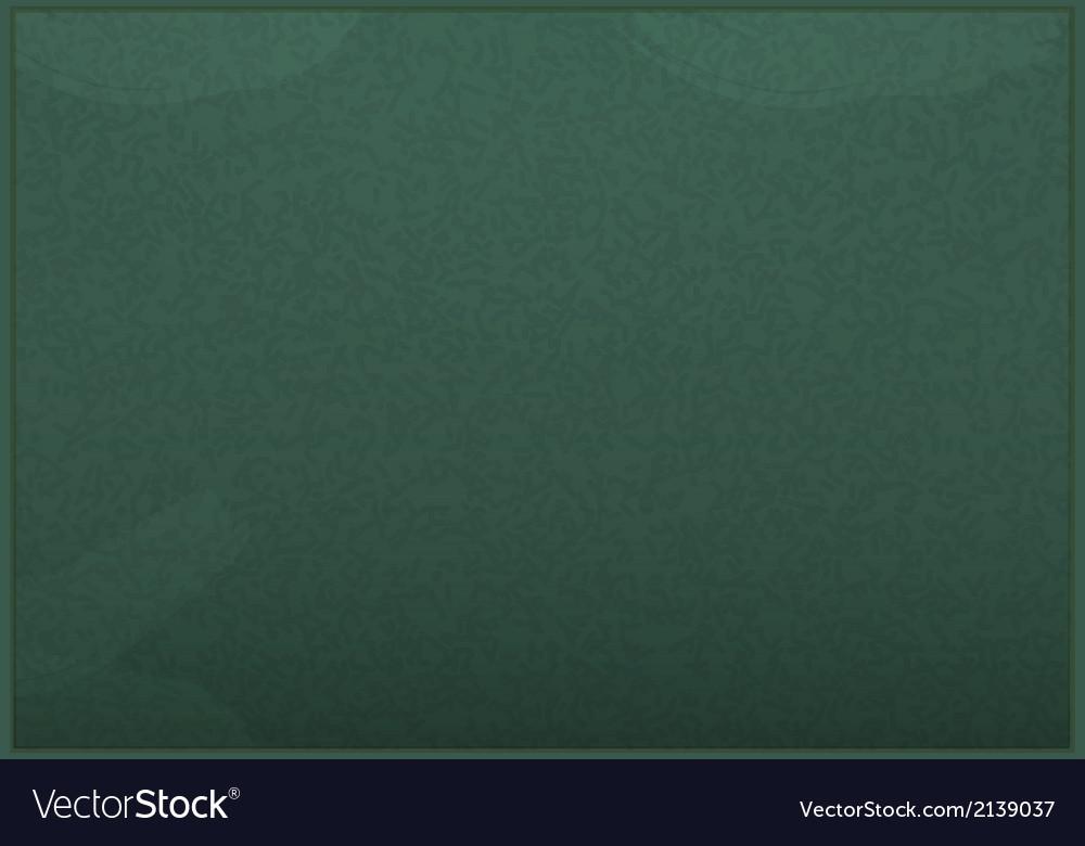 Empty realistic black board in format vector | Price: 1 Credit (USD $1)