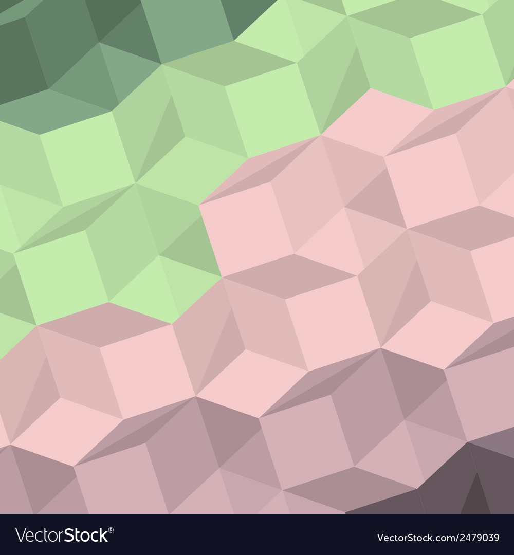 Background with colored abstract shapes vector | Price: 1 Credit (USD $1)