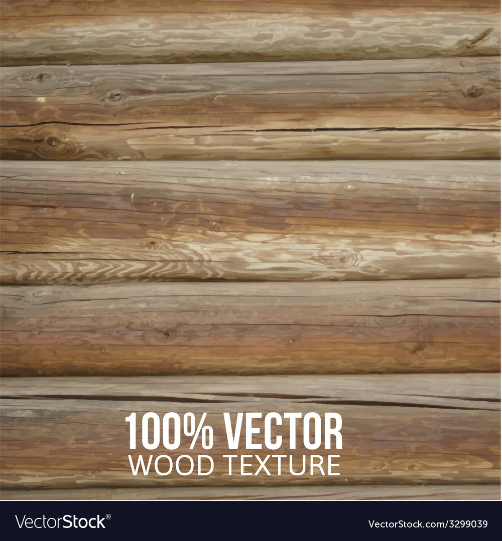Grunge retro vintage wooden texture background vector | Price: 1 Credit (USD $1)