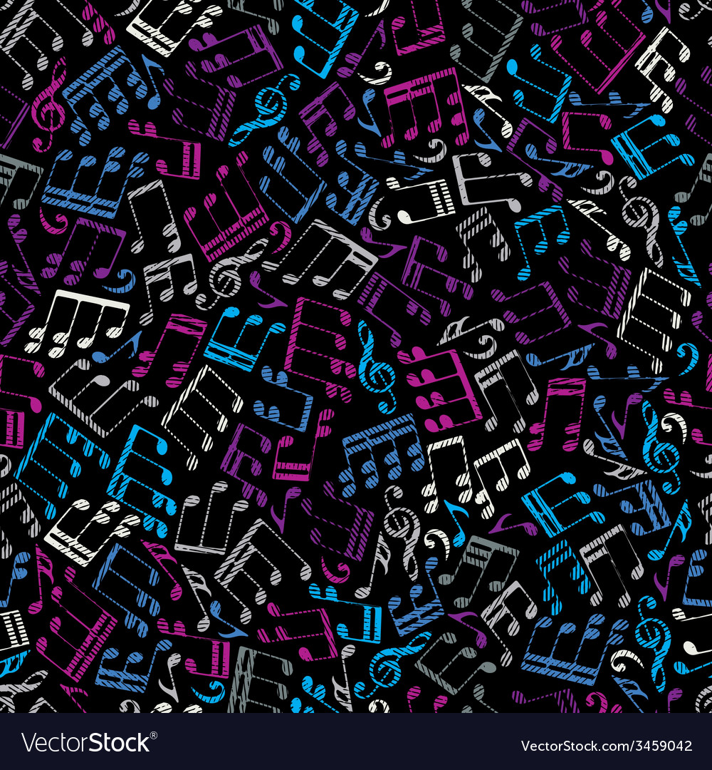 Decorative colorful seamless pattern striped vector | Price: 1 Credit (USD $1)