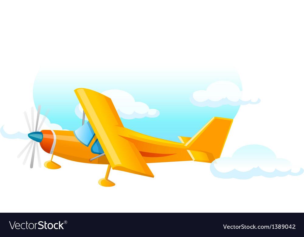 Icon plane vector | Price: 1 Credit (USD $1)