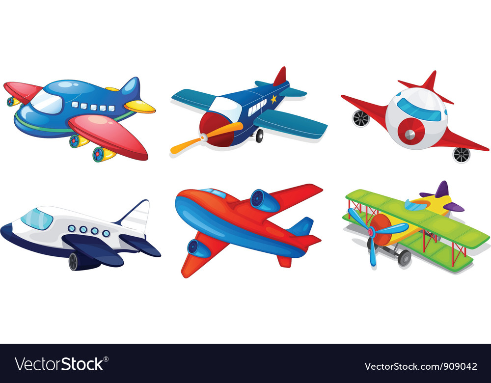 Planes vector | Price: 3 Credit (USD $3)